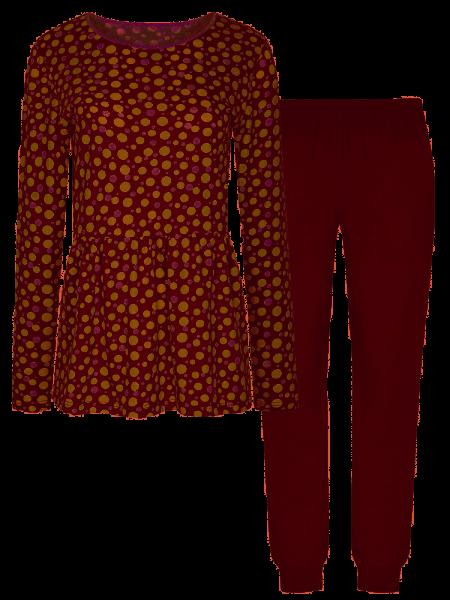 Schlafanzug, langarm